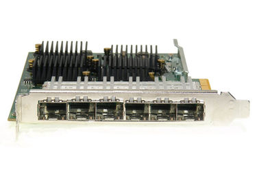 China 6 Firewall 5545-x/5555-X Interfacekaart GE SFP ASA-IC-6GE-SFP-C= van havencisco ASA fabriek